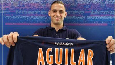 Aguilar, el tapado para la defensa