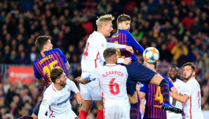 El FC Barcelona, rival en semifinales de la Copa del Rey