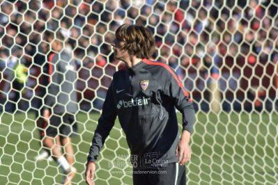 Lista de convocados del Sevilla para la vuelta ante el Lazio