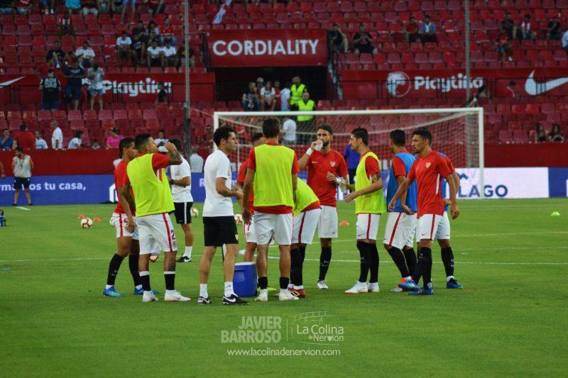 El probable once de Machín contra el Atlético