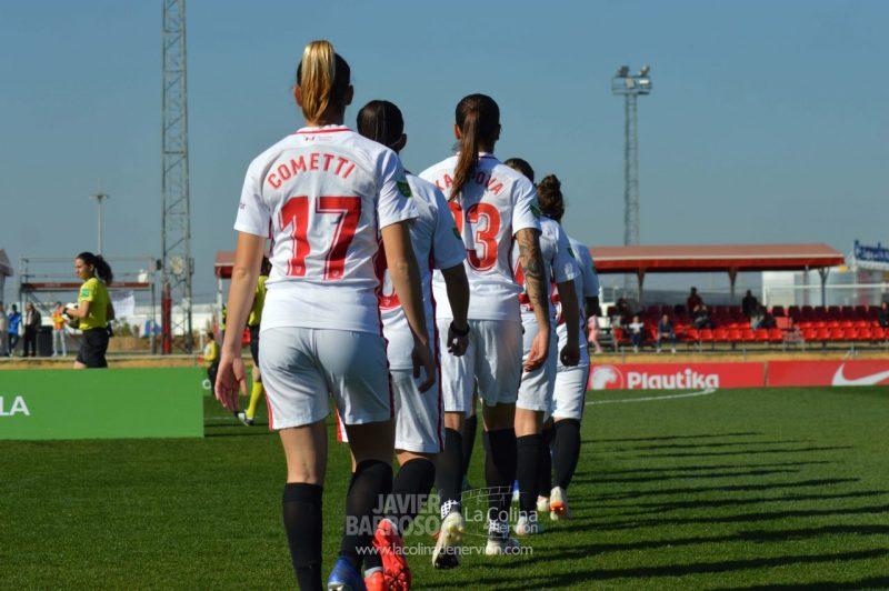Las mejores fotos del Sevilla FC Femenino – Valencia CF