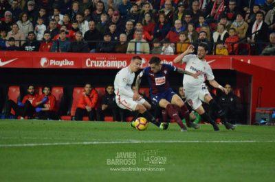El Sevilla examinó in situ (y sufrió) a un jugador en agenda
