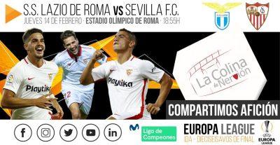 Reválida en Roma para medir las aspiraciones del Sevilla
