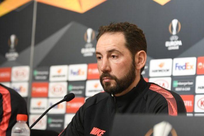 Machín, sobre el efecto psicológico de la derrota en Villarreal, el rendimiento como visitante y un posible cambio de esquema