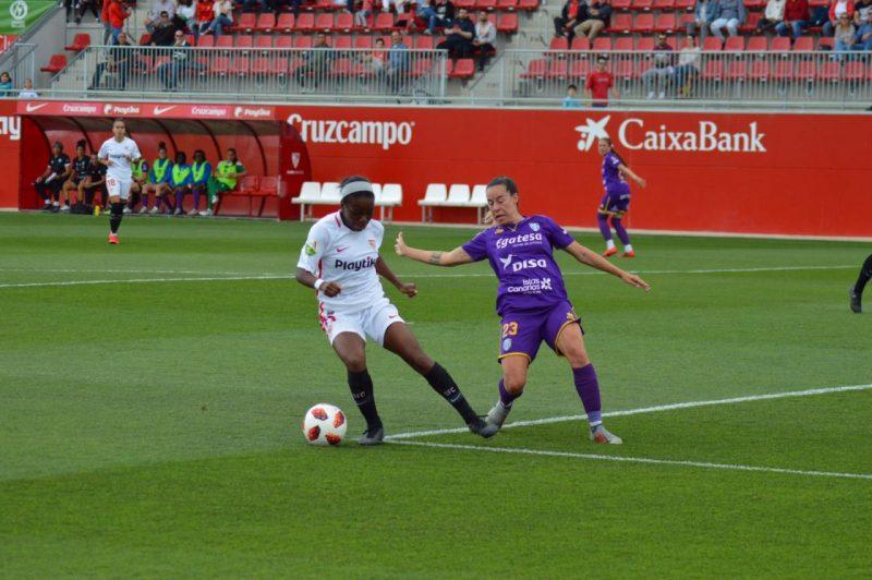 El Sevilla Femenino no puede contra un imparable Granadilla