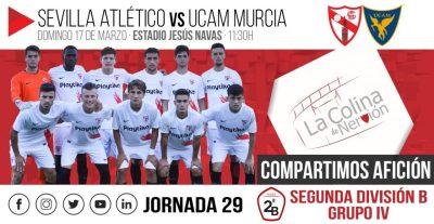 El filial seguirá luchando por el objetivo frente al UCAM Murcia