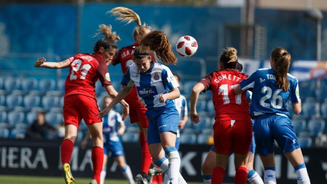 El Espanyol termina con la buena racha del Femenino