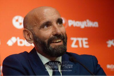 Monchi habló sobre su regreso al Sevilla, el futuro del equipo y la presión del cargo