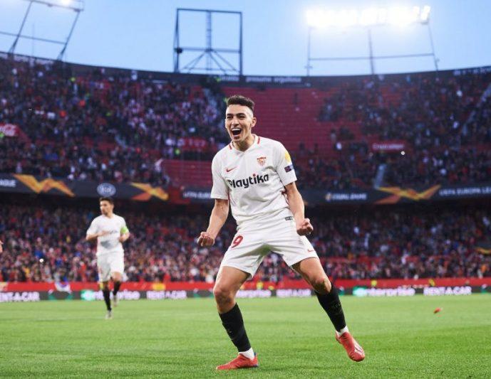El Sevilla no puede más que empatar ante el Slavia y se complica mucho la eliminatoria