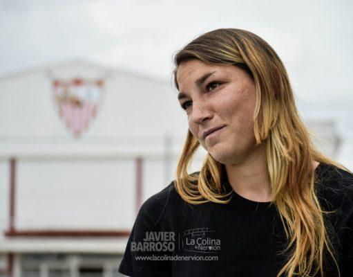 Aldi Cometti durante la entrevista realizada por LCDN | Fotografía: Javier Barroso