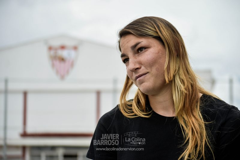 Aldi Cometti durante la entrevista realizada por LCDN   Fotografía: Javier Barroso