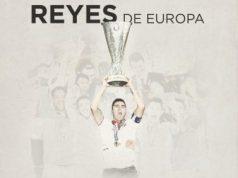 Cartel presentado por la RFEF para la candidatura a final de la Europa League de 2021 en el Sánchez-Pizjuán