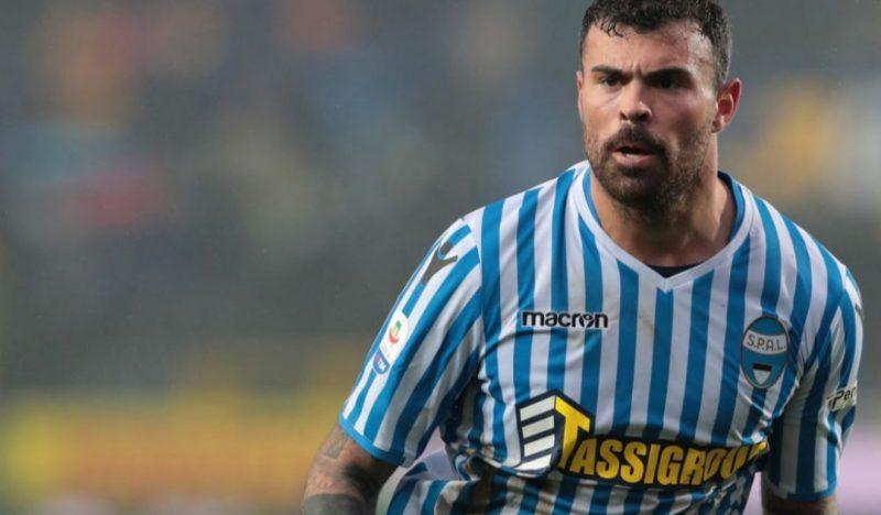 Petagna, durante un partido con el SPAL | Imagen SPAL