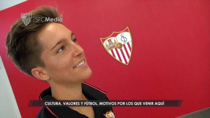 Claire Falknor y su llegada al Sevilla, Cristian Toro, su estilo de juego y el crecimiento del fútbol femenino