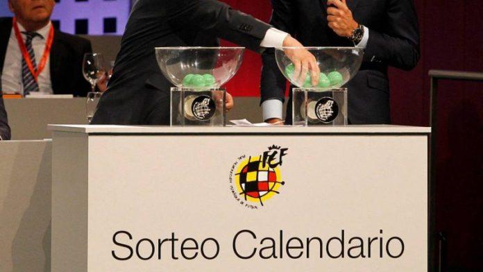 Inicio ante el Espanyol y jornada final ante el Valencia, con derbis en las jornadas 13 y 28
