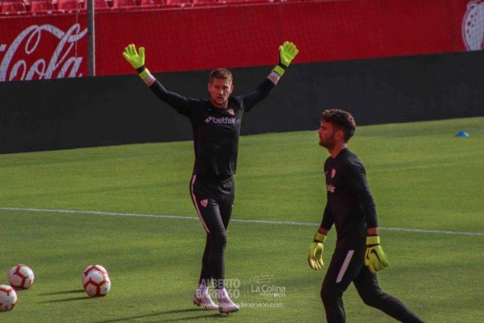 Las opciones del Sevilla para la portería