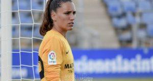 Sara Serrat, durante la Copa Colombina | Imagen: La Colina de Nervión - Javier Barroso