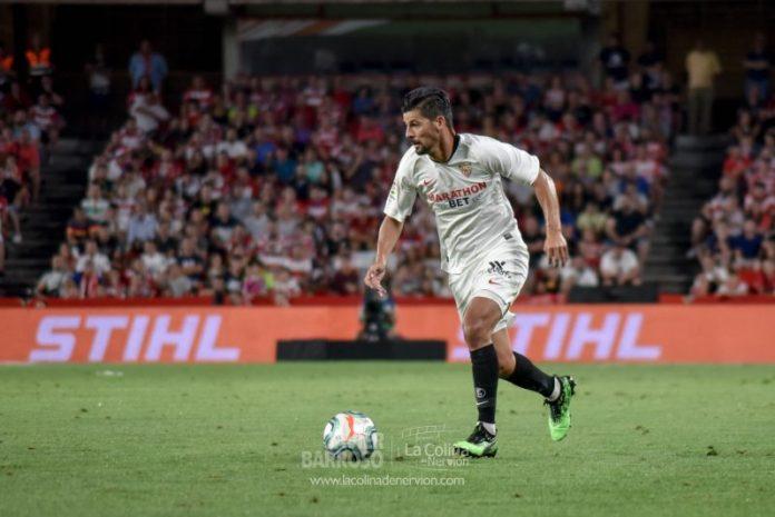 Nolito deja el Sevilla FC y se marcha al Celta de Vigo