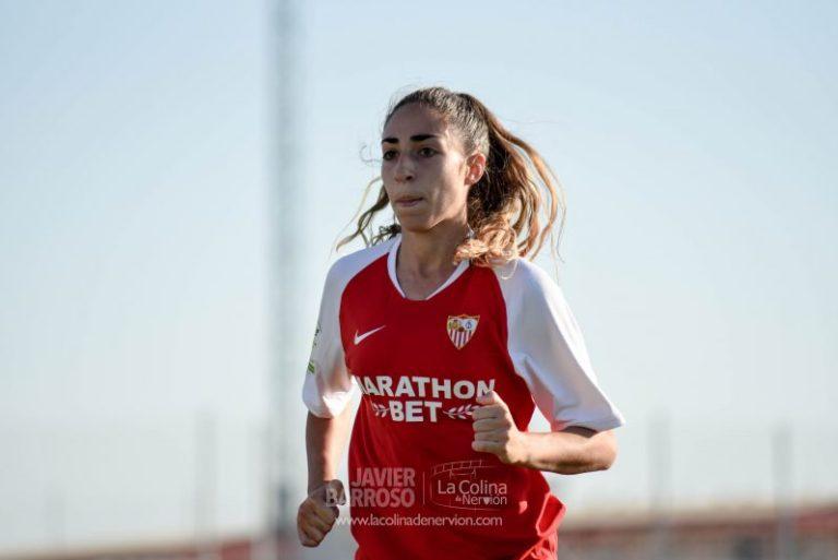 Las mejores fotos del amistoso entre el Sevilla Femenino  y el Santa Teresa