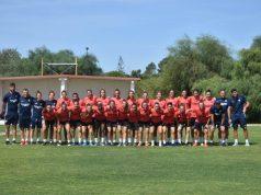 El Sevilla Femenino ya se encuentra en su concentración portuguesa | Imagen: Sevilla FC