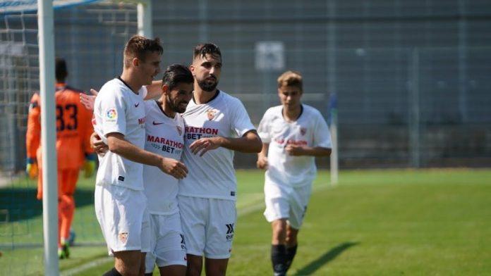 La goleada del Sevilla al Hoffenheim, en vídeo