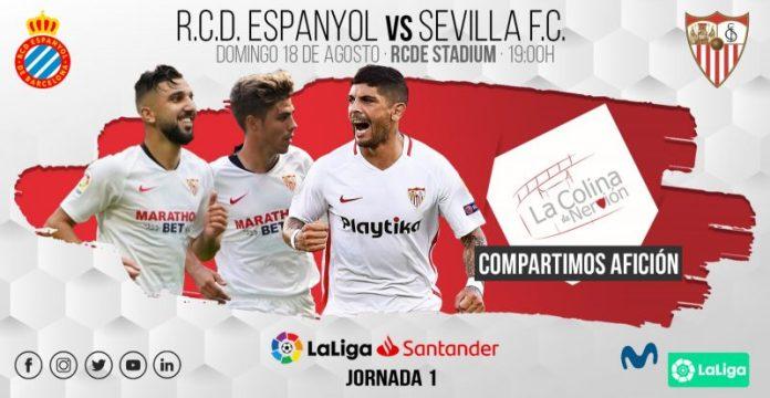El primer examen del Sevilla de Lopetegui
