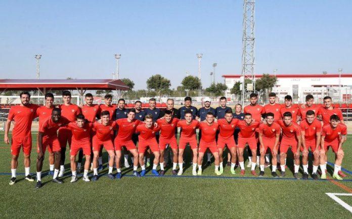 Así prepara el Sevilla Atlético su partido ante el Yeclado Deportivo