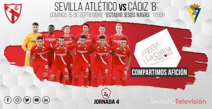 El Sevilla Atlético busca ante el Cádiz B el primer triunfo en casa del curso