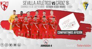 Previa del Sevilla Atlético - Cádiz B