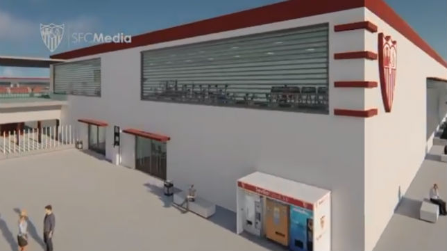 Así es el nuevo y futurista proyecto de la ciudad deportiva