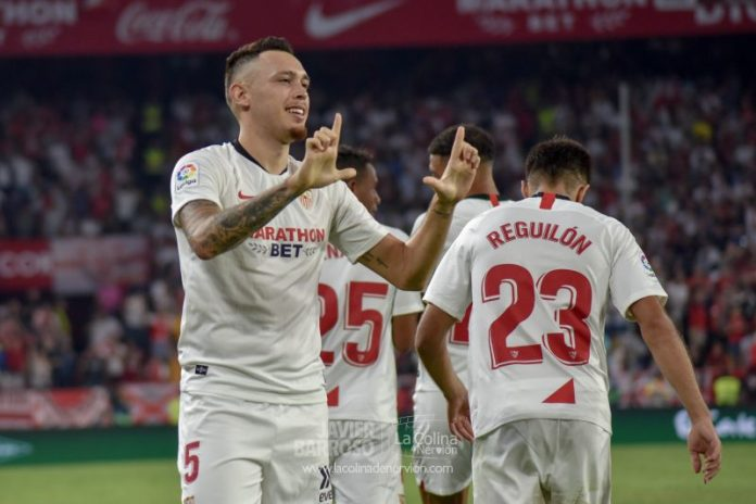 Lucas Ocampos Leo Messi Sevilla FC noticias