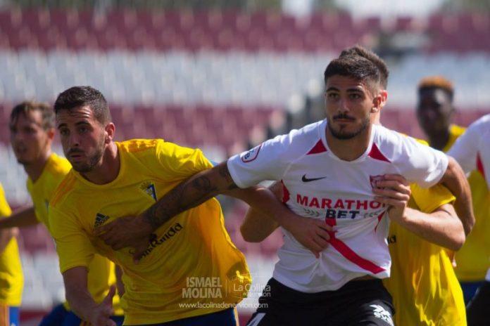 Juan Berrocal deja el filial y se marcha cedido al Mirandés