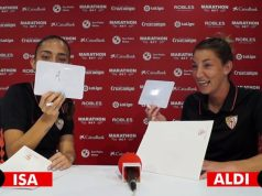 Isa Echeverri y Aldana Cometti se vuelven a verse las caras   Imagen: La Colina de Nervión