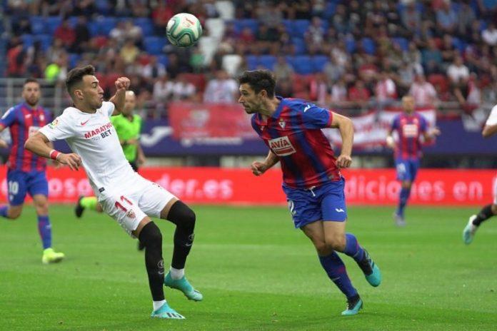 El Sevilla no sufría una remontada 'tipo Eibar' desde hace siete años