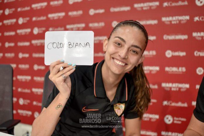 Isabella Echeverri: «No dudé en venir a representar a este gran club»