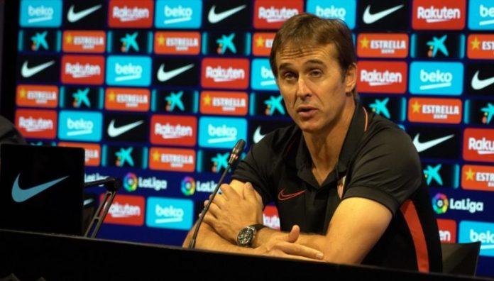 Lopetegui y la falta de gol, la goleada del Barcelona y los fallos de De Jong