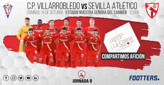 El Sevilla Atlético, en busca de una nueva victoria lejos del Jesús Navas