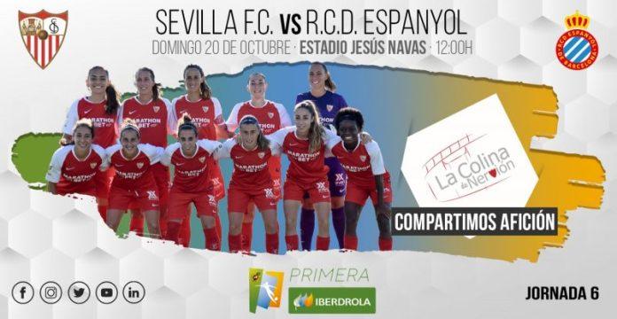 Foto previa Sevilla FC Fem - RCD Espanyol | LCDN