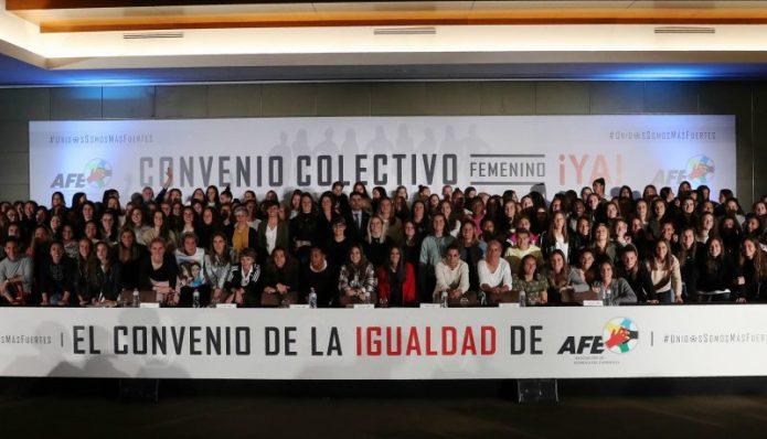 Retroceso en la búsqueda de solución de la huelga en el fútbol femenino