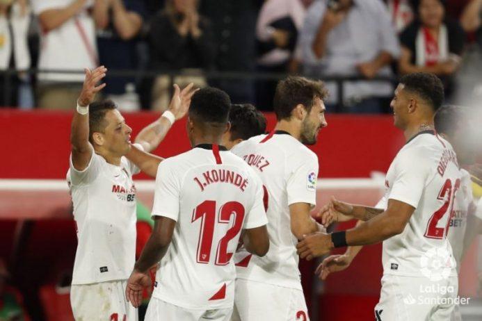 Los números que presenta el enfrentamiento entre Sevilla y Atlético de Madrid