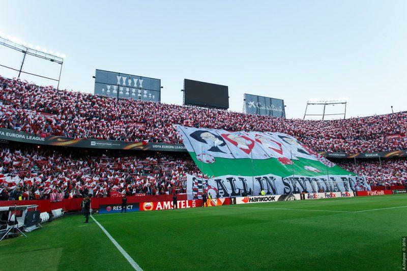 05/05/2016 - Sevilla FC - FC Shakhtar Donetsk - 3:1
