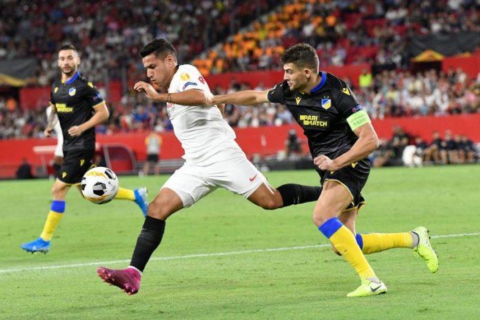 Sevilla vs. Dudelange, Goliath vs. David