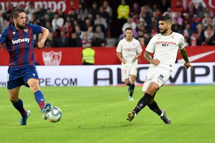 El Levante UD, un rival de Primera para el Sevilla