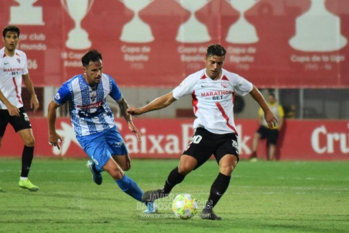 El Sevilla Atlético se quedó a medias ante el Talavera