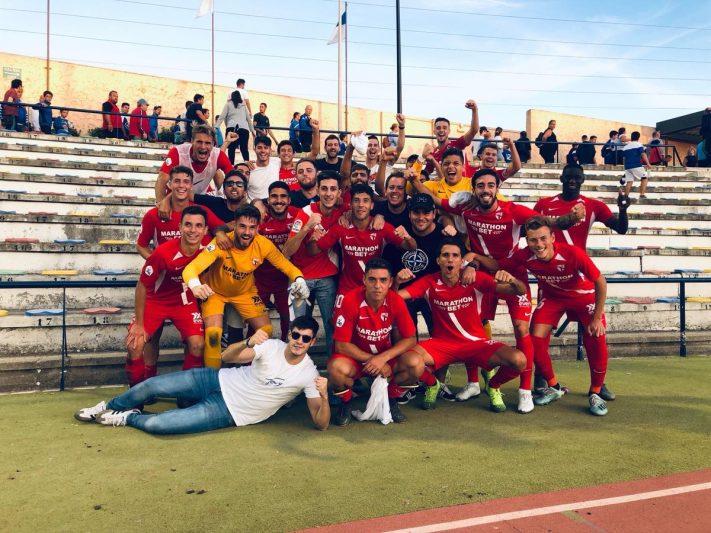 La remontada del Sevilla Atlético ante el CD San Fernando, en vídeo
