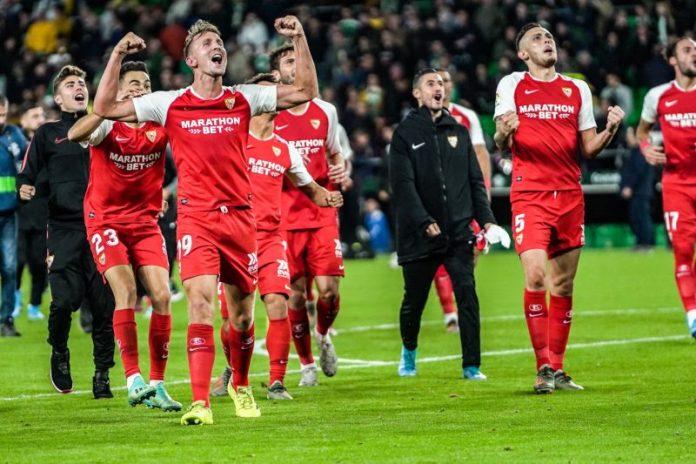Quién ha ganado más veces el derbi entre Sevilla FC y Real Betis Balompié