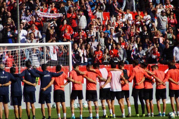 El Sevilla FC como local, una crisis con margen de mejora
