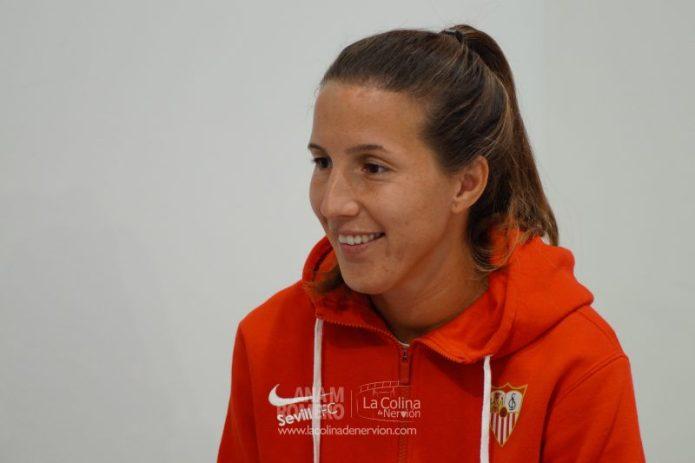 Jeni Morilla deja de ser jugadora del Sevilla FC Femenino