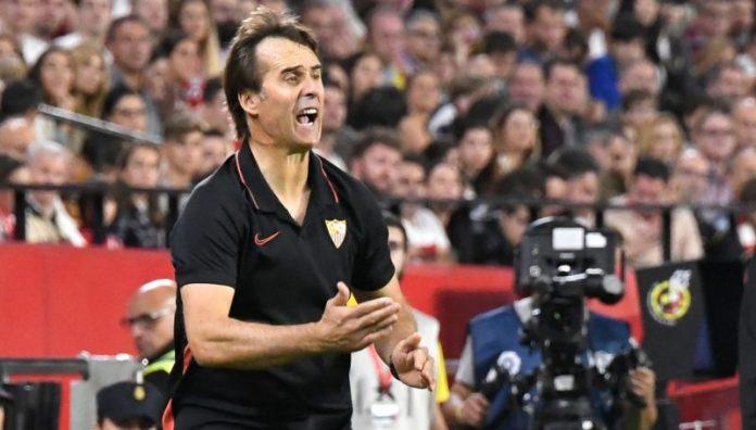 noticias Sevilla FC Julen Lopetegui