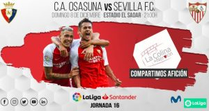 Previa Osasuna Sevilla
